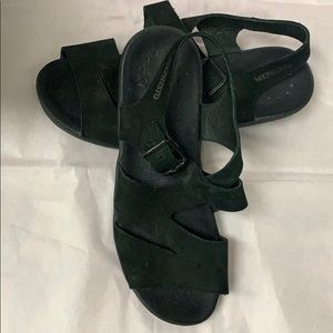 Mephisto Altima black Sandal 8